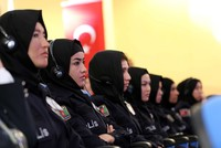 Turkey begins 6th term of female Afghan police training program