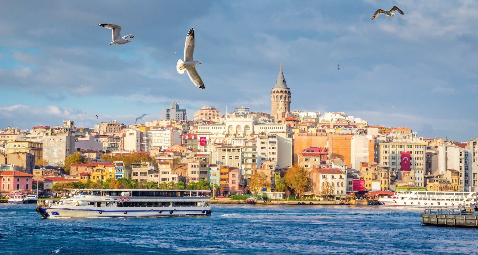 Germans topped the list of foreign visitors coming to Istanbul last year, at more than 1 million.