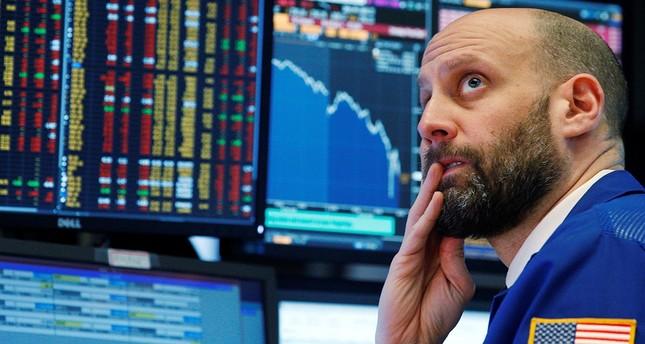 US-Börsenabsturz greift auf Europa über