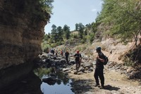 New trekking routes, canyons discovered in Bolu
