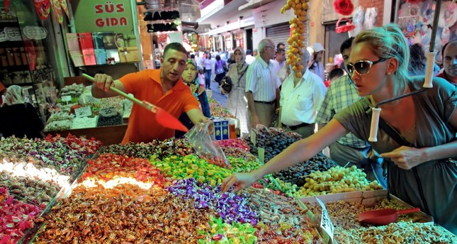 Ramadan holiday buoyes Turkish retail sector