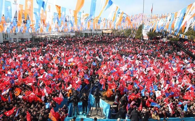 There is no 'Kurdistan' in Turkey, Erdoğan says, bashing CHP
