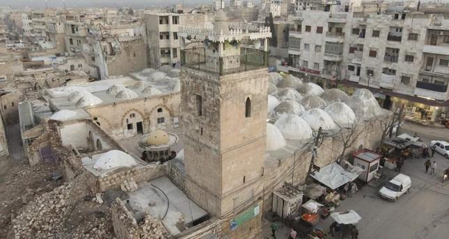 Al-bab's Grand Mosque, Jan.23, 2020. DHA PHOTO