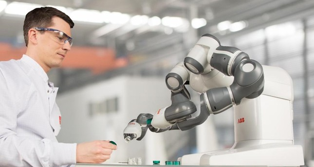Turkey has 12 industrial robots for every 10,000 workers and half of these are in the automotive sector.