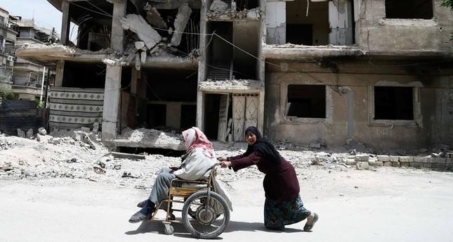 الأمم المتحدة تدين الغارات المتواصلة على المستشفيات في إدلب