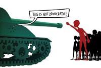 Pro-coup tendencies