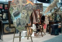 Products made from endangered animals sold at US expo