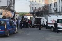 11 migrants killed in accident in Turkey's Edirne