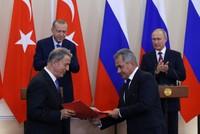 أنقرة وموسكو تعلنان التوصل إلى اتفاق حول حدود المنطقة منزوعة السلاح بإدلب