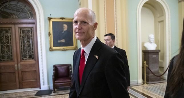 Florida Gov. Scott wins Senate seat after recount