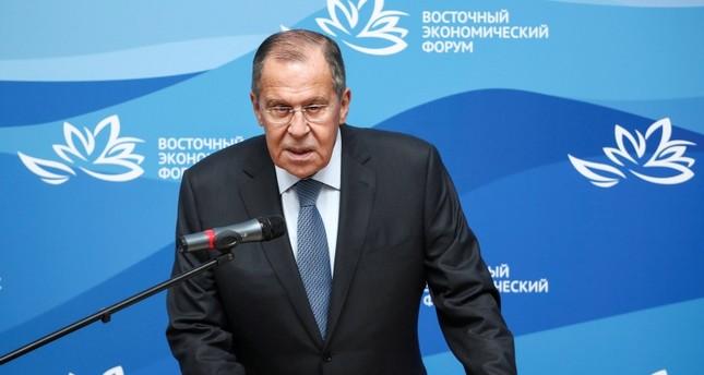 وزير الخارجية الروسي يعرب عن استعداد بلاده لتحسين العلاقات مع واشنطن