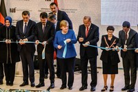 Erdoğan, Merkel open new Turkish-German University campus in Istanbul