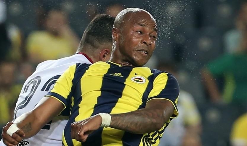 Fenerbahu00e7eu2019s new signing Andre Ayew is not expected to play against Benfica due to injury.