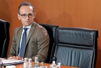 Get off the couch, fight back against racism, German FM Maas says