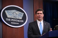 US troop reduction in northeast Syria complete, Esper says