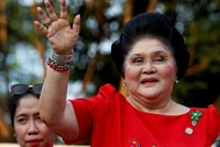 Former Philippine first lady Imelda Marcos convicted of graft, faces arrest