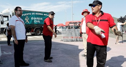 3 судно с мигрантами прибыло в порт Валенсии