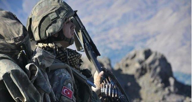 الأركان التركية: تحييد إرهابية مدرجة على القائمة الزرقاء