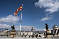 Macedonia's president appealed Tuesday to international leaders to condemn demands by minority ethnic Albanians for enhanced constitutional rights that he says threaten his country's...