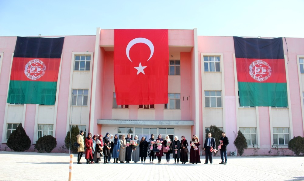 Afghan authorities recently transferred three schools, which were operated by FETu00d6 members in Mazar-i Sharif, to Turkey's Maarif Foundation.