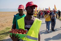 Migrants in Italy suffer from growing wave of racism