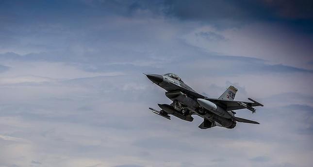 سلاح الجو التركي يدمر مواقع تابعة لإرهابيي منظمة بي كا كا شمالي العراق