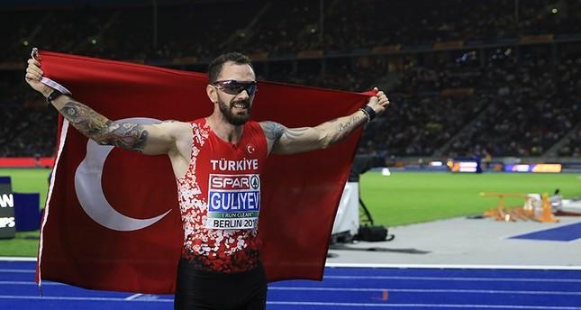 العداء التركي غولييف يحصد ذهبية أوروبا في ألعاب القوى