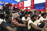 EU silent over growing calls from migrant rescue vessels