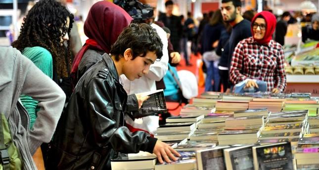 إسطنبول تستضيف أكبر معرض للكتاب العربي خارج العالم العربي