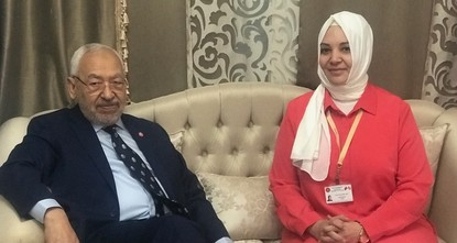 pIn an exclusive interview with Daily Sabah on issues concerning the Muslim world and the Middle East and North Africa (MENA region), the co-founder of Tunisia's Ennahda Movement, Rashed...