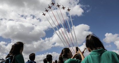 The future is in the skies: Tech enthusiasts meet at TEKNOFEST