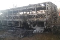 At least 42 dead, 20 injured in Zimbabwe bus fire