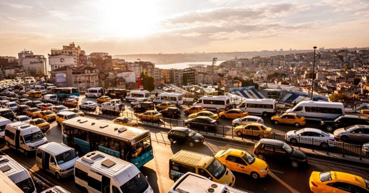 In Istanbul, locals can spend hours commuting on public transport every day. (iStock Photo)