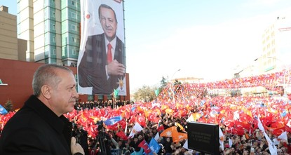'AK Party's main concern to serve people better'
