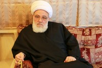 الشيخ صبحي الطفيلي أمين عام حزب الله بين 1989-1991 (من الأرشيف)