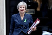 UK PM faces Brexit war on two fronts as Brussels meeting looms