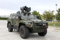 Turkey's ASELSAN to unveil new SARP weapon systems