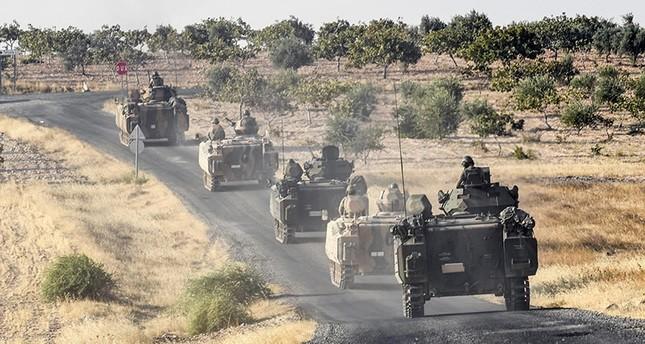الحكومة التركية تعرض على البرلمان مذكرة تمديد تفويض للقيام بعمليات عسكرية خارج الحدود