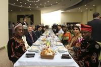 Int'l students, alumni gather at iftars in Ankara