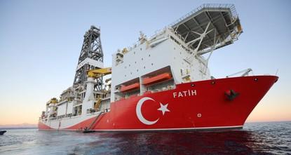 أعمال التنقيب التركية في المتوسط تقترب من تحقيق هدفها