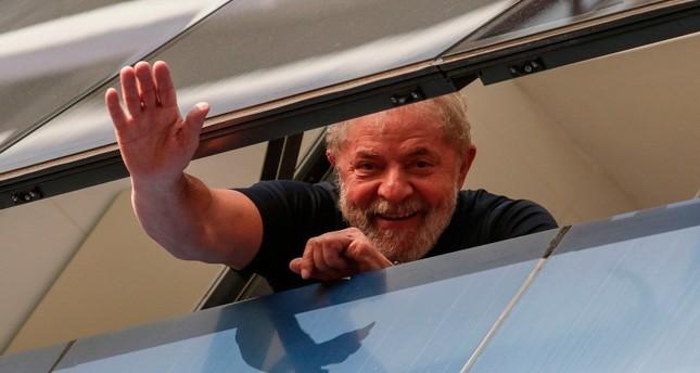 المحكمة العليا في البرازيل ستعيد دراسة طلب الإفراج عن الرئيس الأسبق لولا
