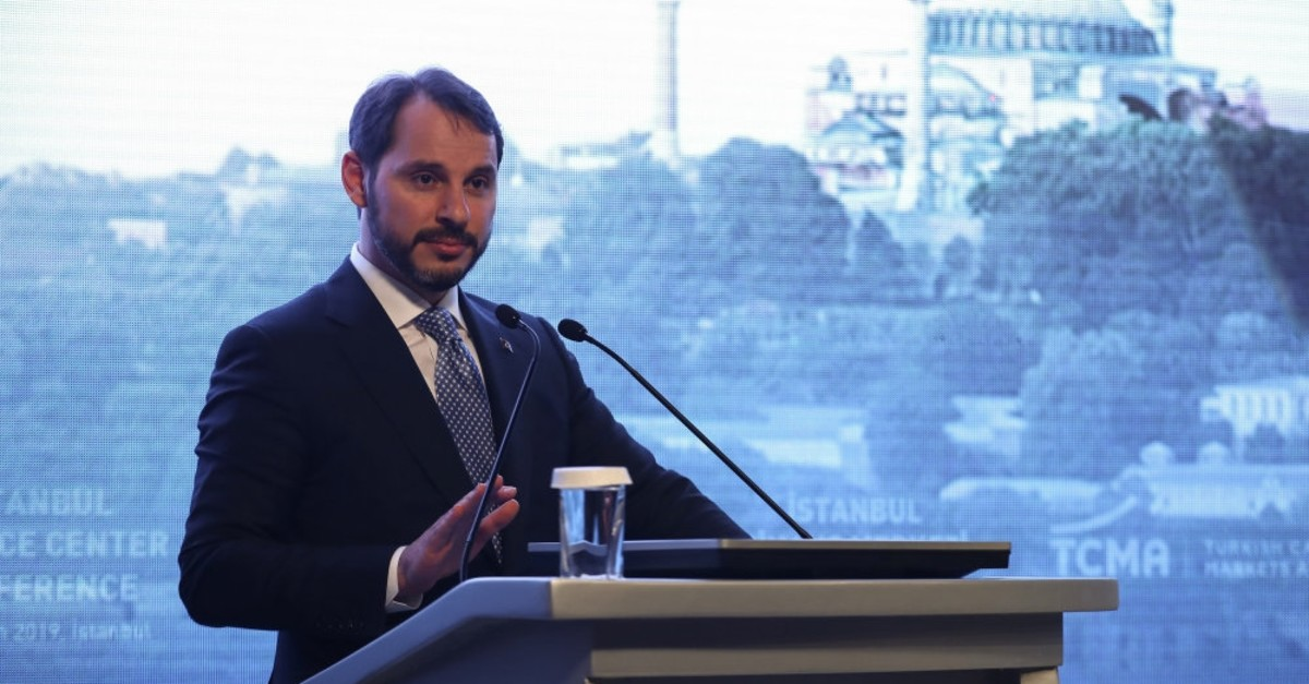 Treasury and Finance Minister Berat Albayrak is scheduled to attend International Monetary Fund (IMF) and World Bank meetings on April 12-14 in Washington, D.C.