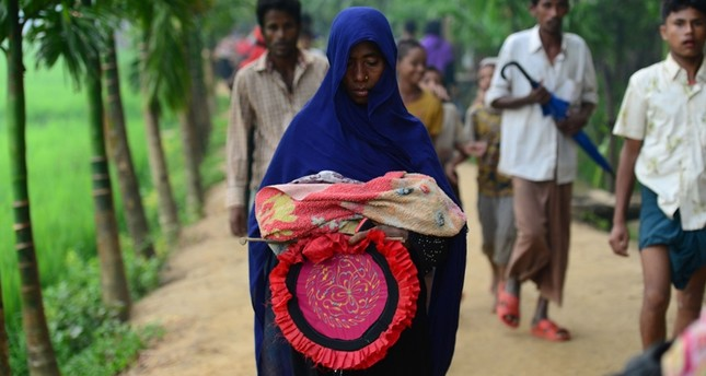 Bangladesh plans to build world's largest refugee camp